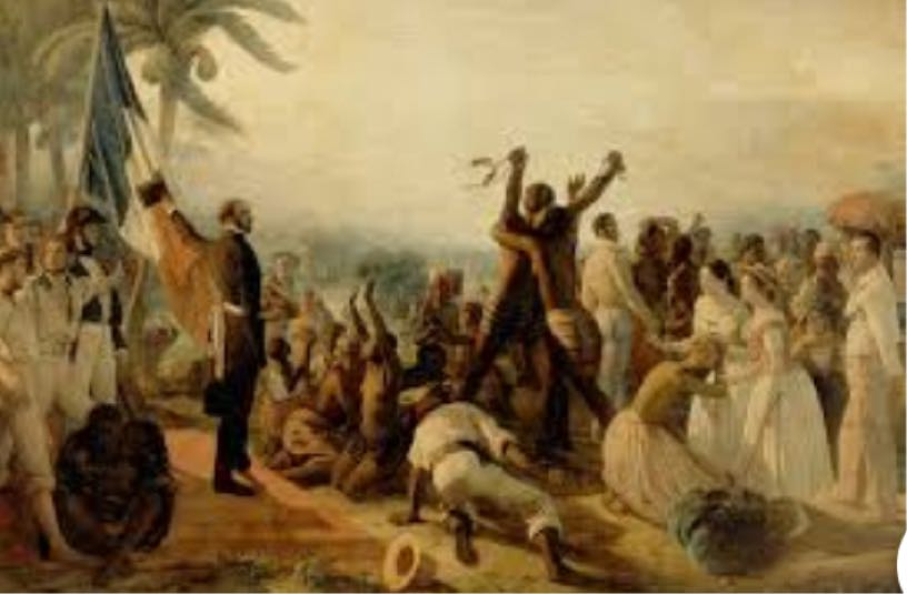 From Slavery to freedom- The Haitian Revolution