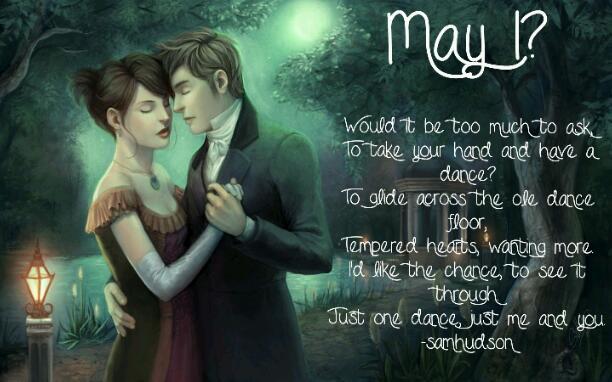 May I?