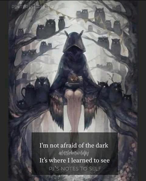 Awakening Darkness