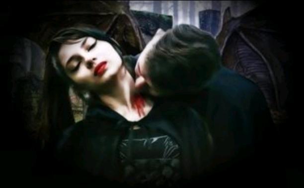 The vampire who bit me