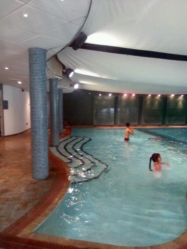 Go and take a swim by Angus Bardsley