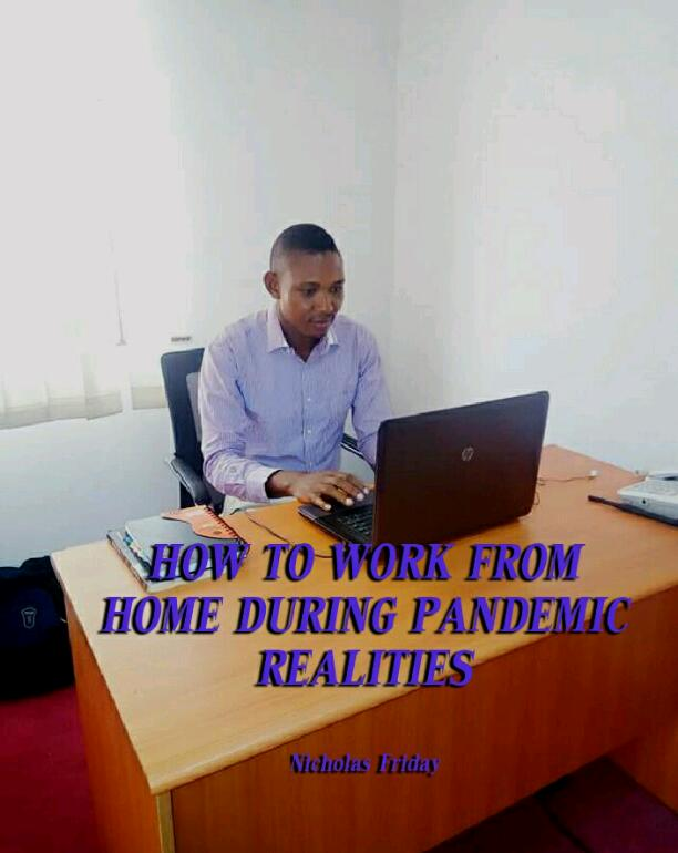HOW TO WORK FROM DURING PANDEMIC REALITIES