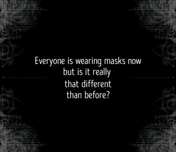 Masked Smiles