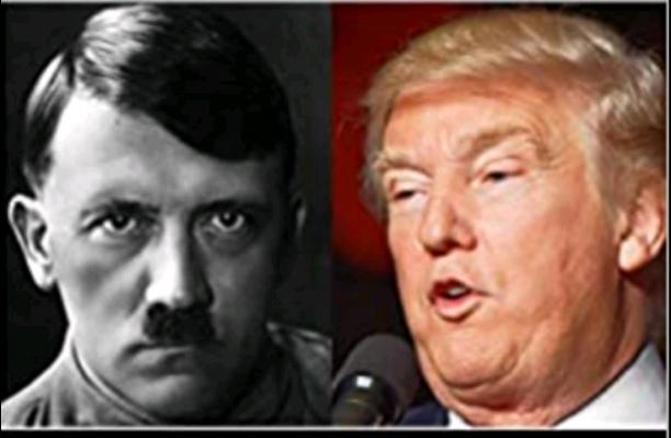 Is Trump the new Hitler? Pt:2