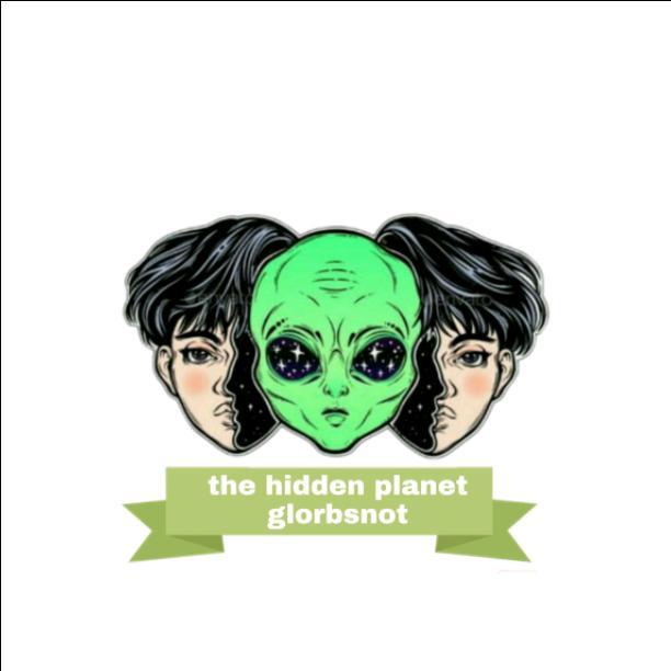 The hidden planet glorbsnot