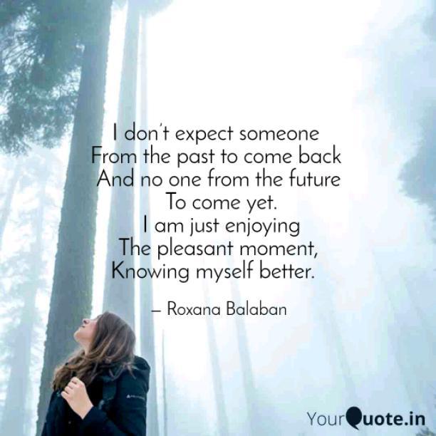 I don't expect anybody