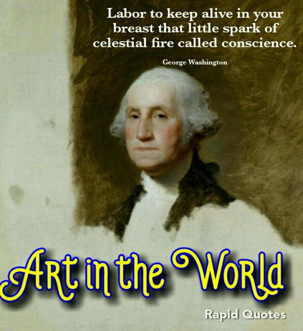 Great in the World George Washington