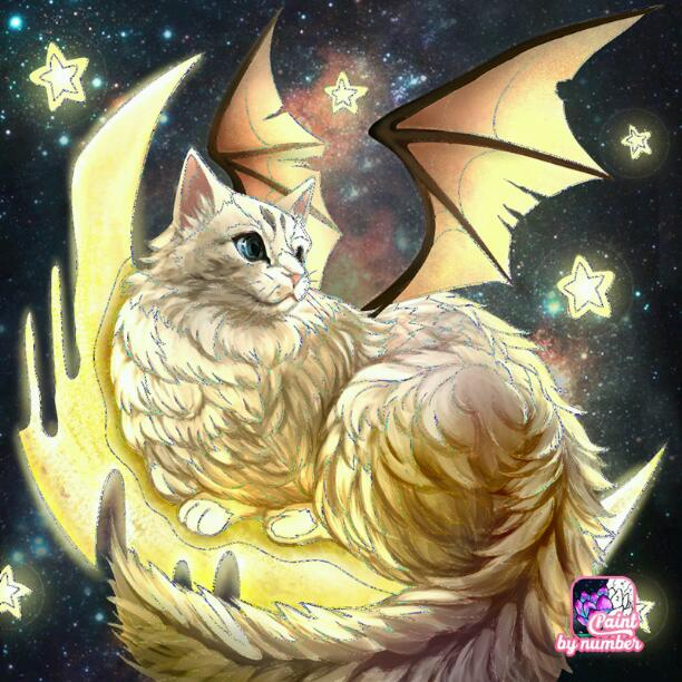 Bat Winged Cat