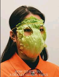 Take off your face mask