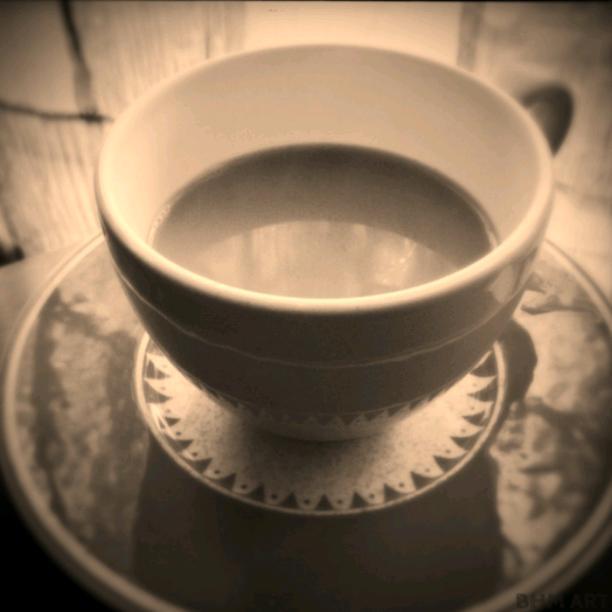 चाय की प्याली