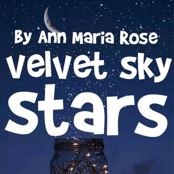 Velvet sky stars