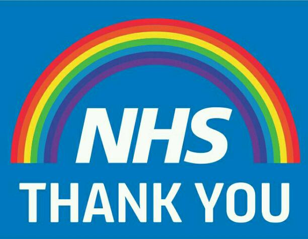 Bright message to the NHS