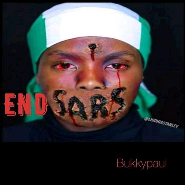 END SARS BRUTALITY