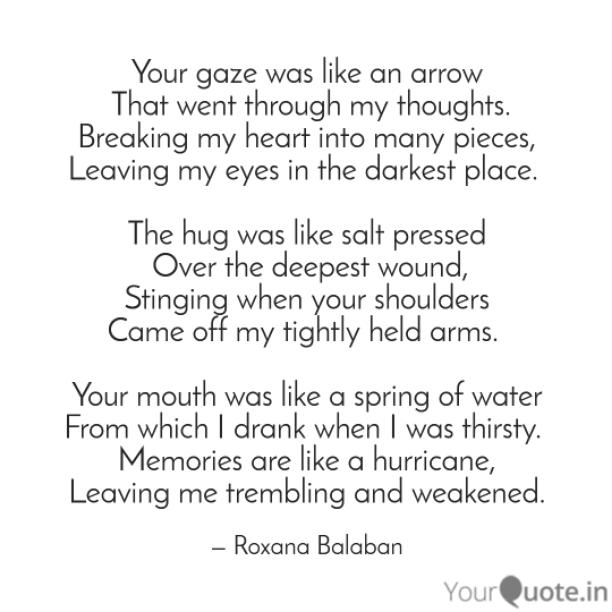 Your gaze