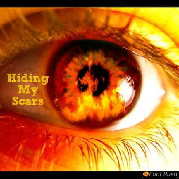 Hiding My Scars