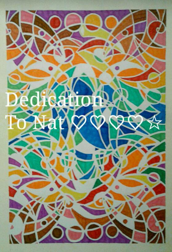 Dedication to Nat