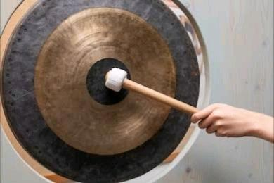 SOUND THE GONG