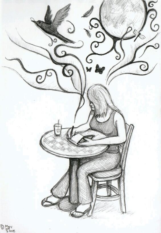 Sketch the future