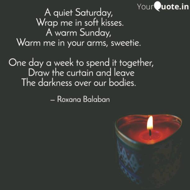 Warm Sunday