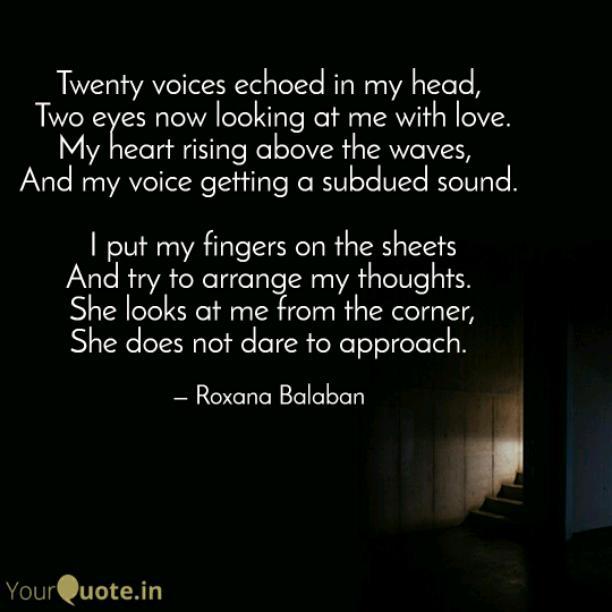 Twenty voices