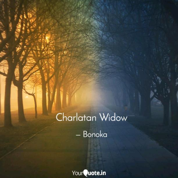 Charlatan Widow