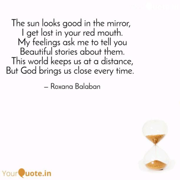 Your red mouth