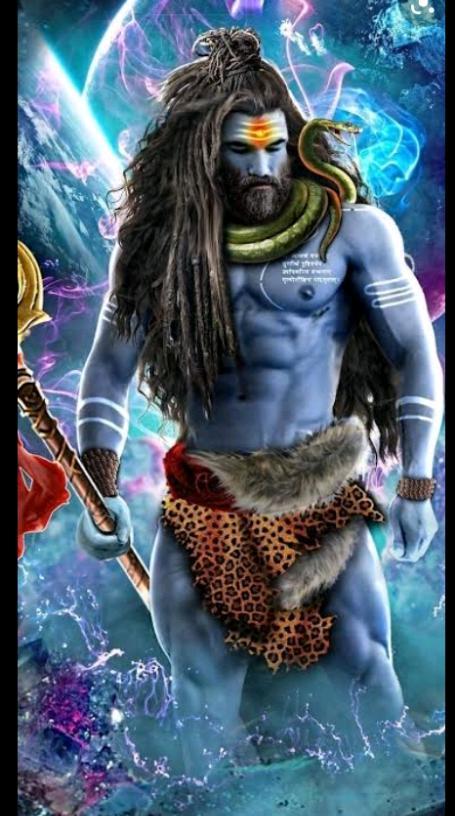 Origin of Shiva Tandava Stotram