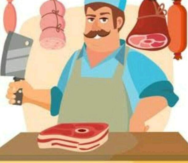 THE BUTCHER...
