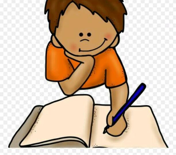 I WANT TO WRITE...