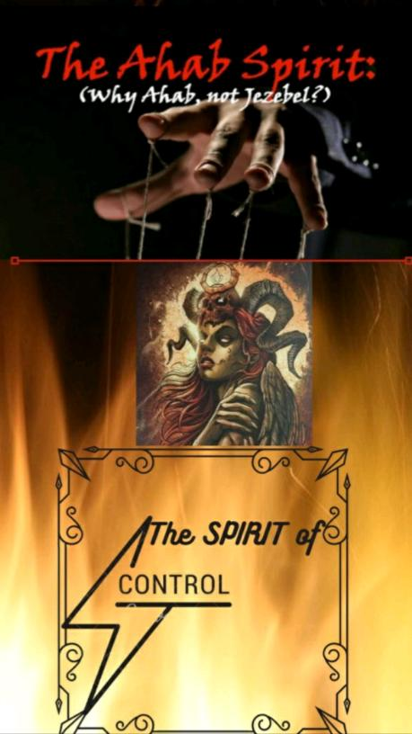 Conquering the Spirit of Ahab and Jezebel