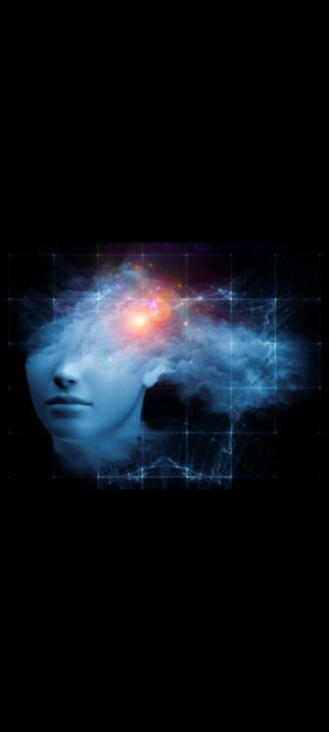 The universe within my soul