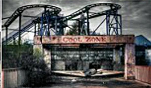 Dark theme park