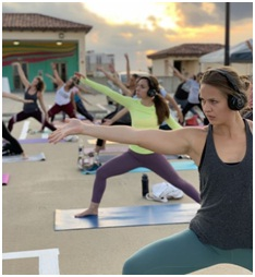 Outdoor Activities in West Palm: Culture of Change Yoga and More