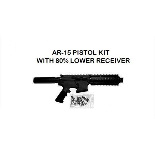An AR-15 Pistol Kits