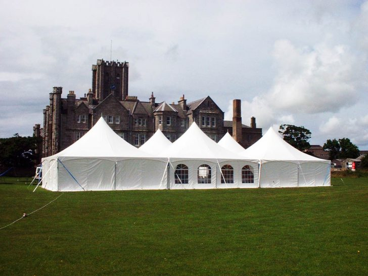 Tent vs Marquee - What's the difference?