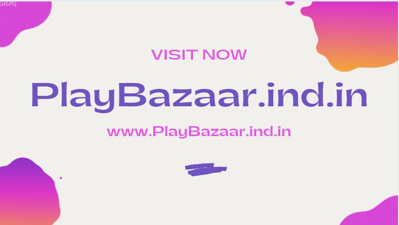 play bazaar