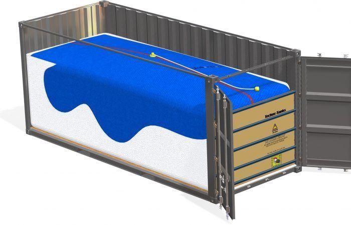Flexitank Water Storage Bag Sizes and Uses