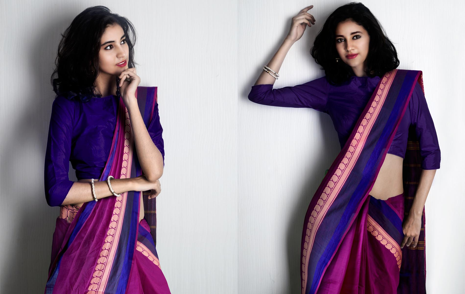 Are you looking for the All Time classic South Handloom Cottons? – Then Chettinad Handloom Sarees are just for you