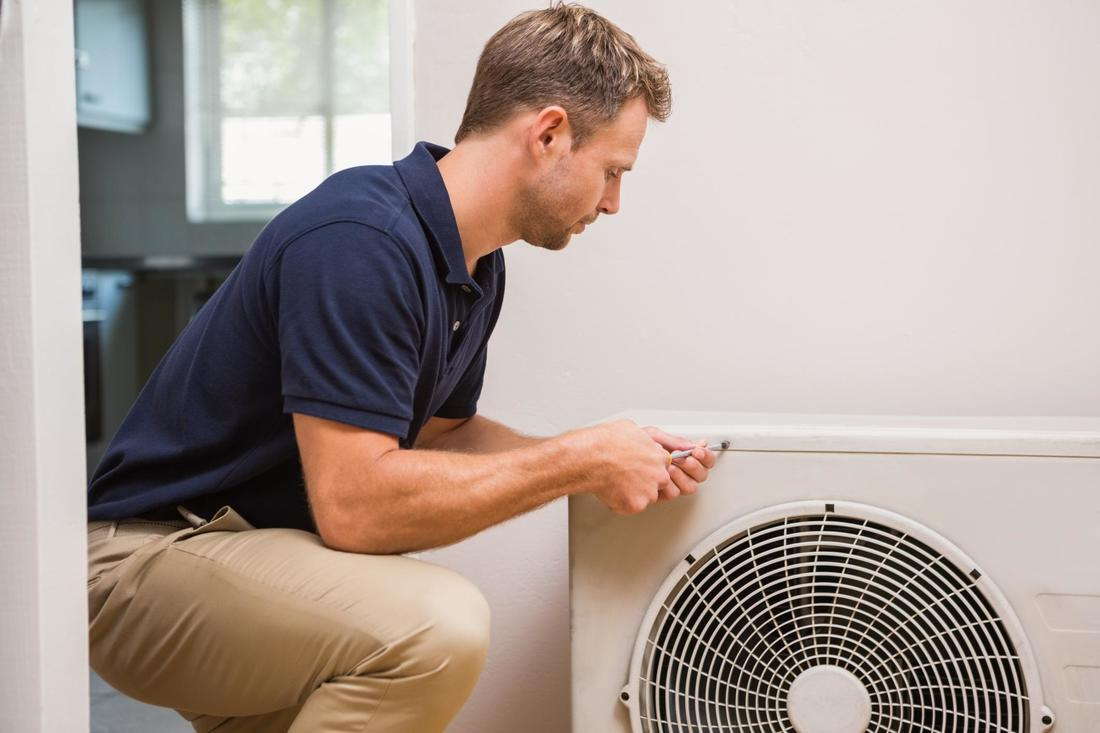 Assessing the AC Unit When Purchasing a House