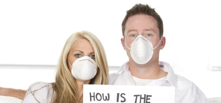 Home Air Quality and Respiratory Complications