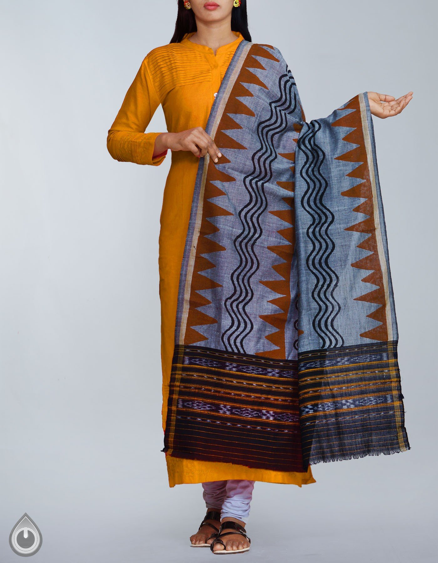 Magic of Ikat, Grace of Sambalpur – The Classy Ikat Dupattas from Unnati